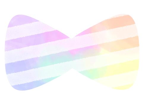 Shimashima ribbon