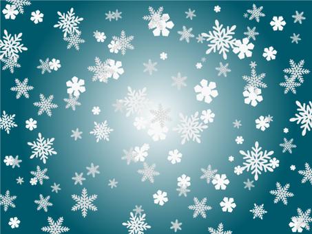 Snow background 01