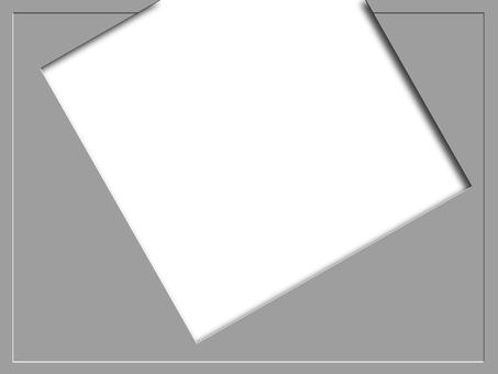 Geometric background four corners! (Png through 対 応)