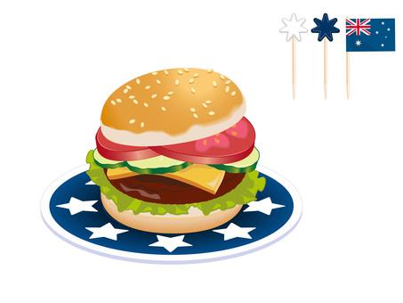 Hamburger Australia