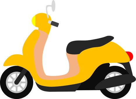 Motorcycle (scooter) ②