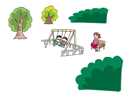 Park material