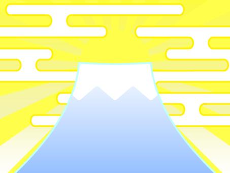 Mount Fuji -3