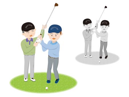 Golf classroom