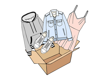 Clothes packing