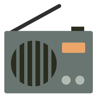 Radio icon 1