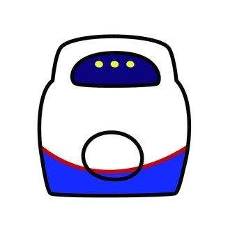 Shinkansen · Front