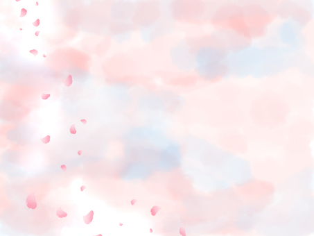 Wallpaper / Sakura color 3