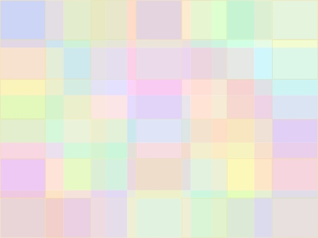 Square pastel