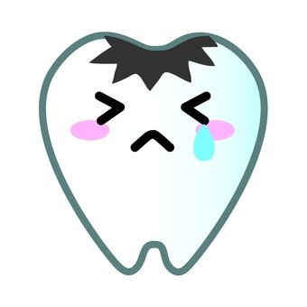 Tooth mascot (caries)