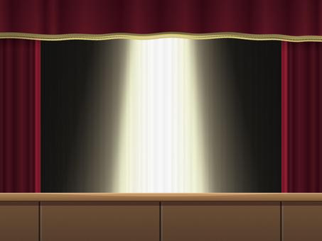Hanging curtain 4
