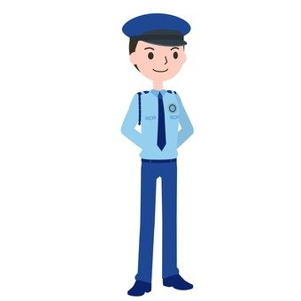 Male police officer 3