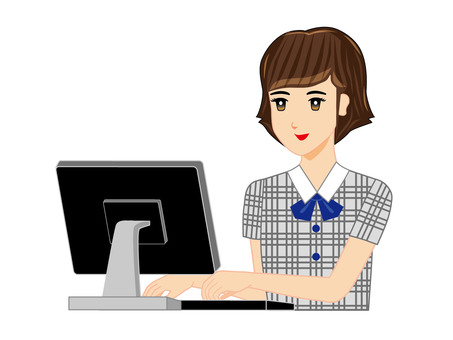 Working Woman (PC input 2)