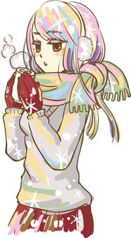 Girl 3