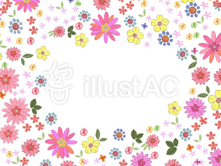 春の花イラスト No 1074271無料イラストならイラストac