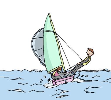 Sailing ①