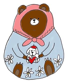 Bear Matryoshka