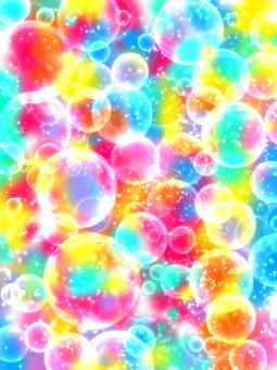 Flashy! Flashy! bubble!