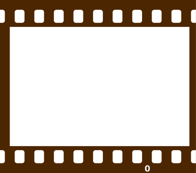 Negative film - Single item - Brown