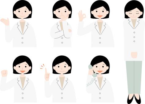 藥劑師女人集