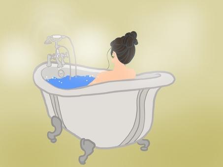 Western bath