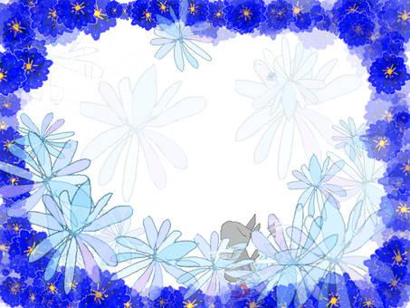 In a flower