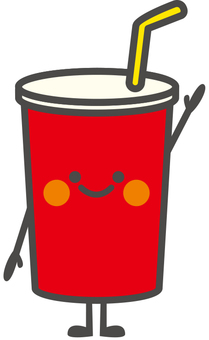 Food character [drink]