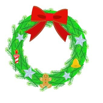 Christmas wreath (2)