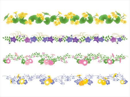 Line_Flower 04