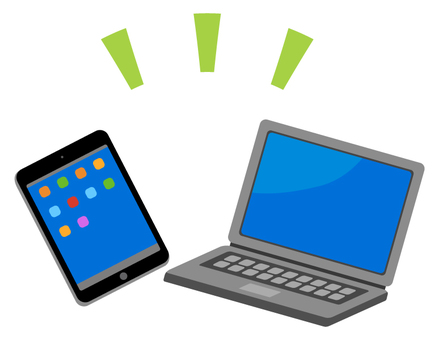 Computer or tablet