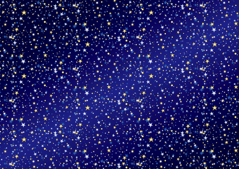 Pattern background of full sky starry sky