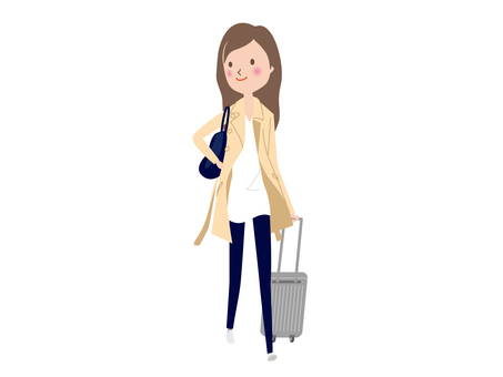 Travel Girl 2