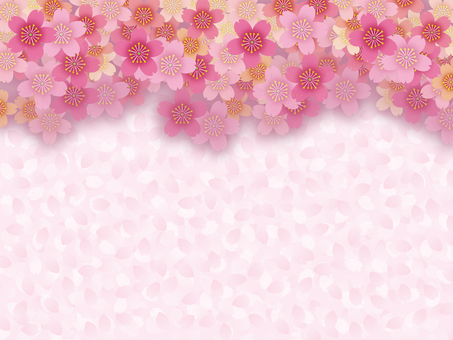 Background - Cherry blossoms 29