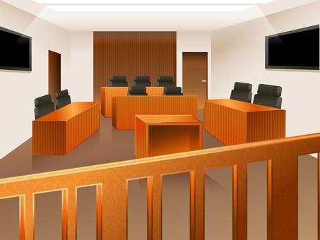 법원 법정