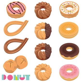 甜甜圈02