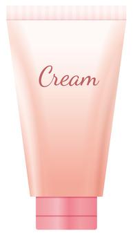 Cream tube