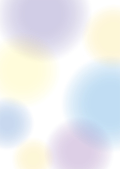 背景ぼかし水玉紫青_A4ぬりたし