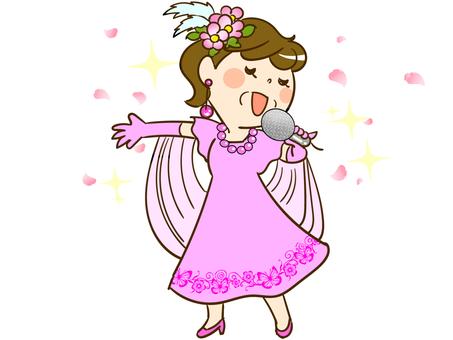 노래방 여성 2