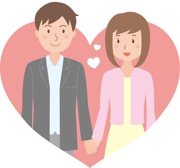 Gender couple