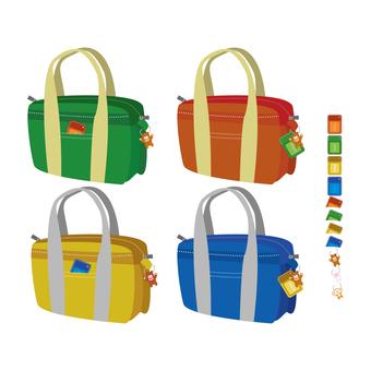 Sports bag set
