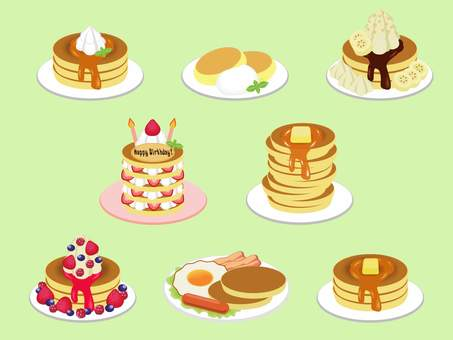 Pancake summary