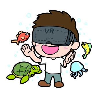 VR/male