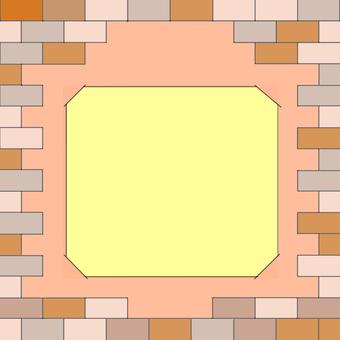 Wall style illustration