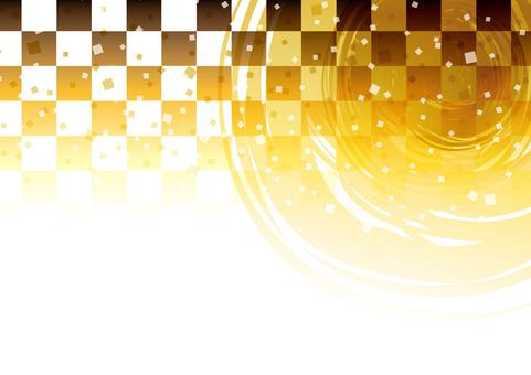 Checker pattern background 05