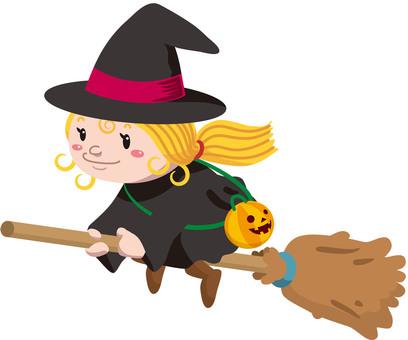 Girls witch