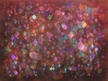 Glitter texture