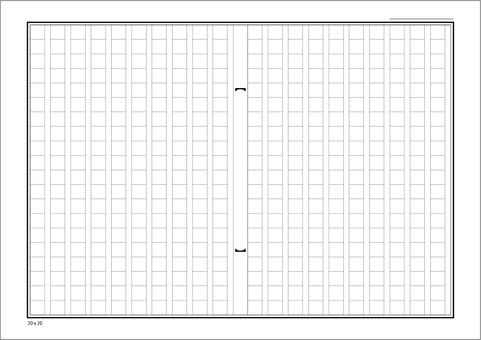 Original paper 20x20_d