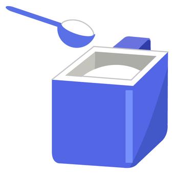 Salt put · Salt · Condiment storage