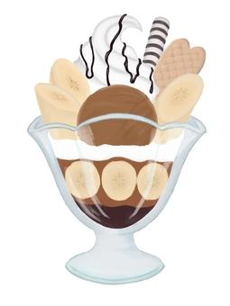 巧克力凍糕