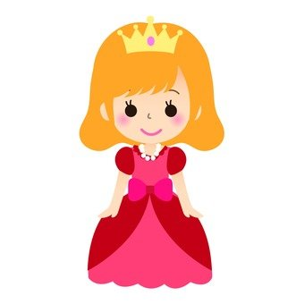 Princess (red dress)